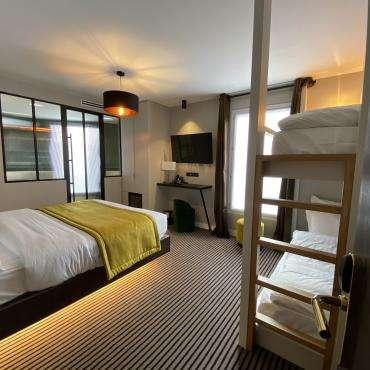 Hôtel Bridget - Chambre