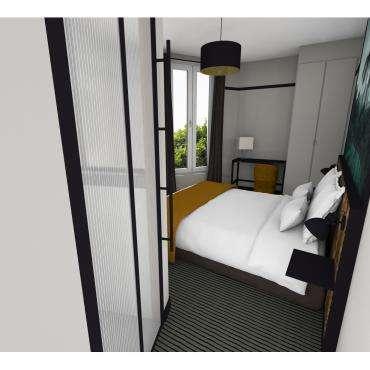Hotel Bridget - Room