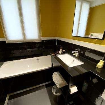Hôtel Bridget - Salle de bain